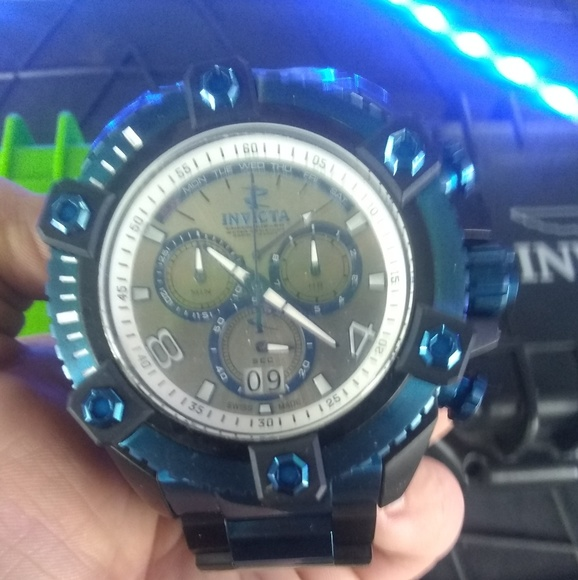 63 mm Invicta Grand octane
